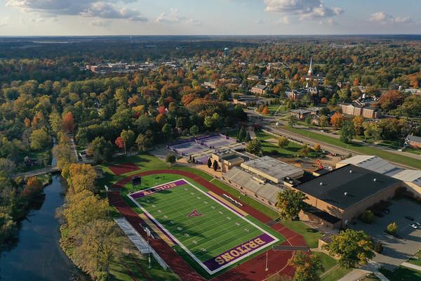 Albion College (Chuck Taylor via Flickr)