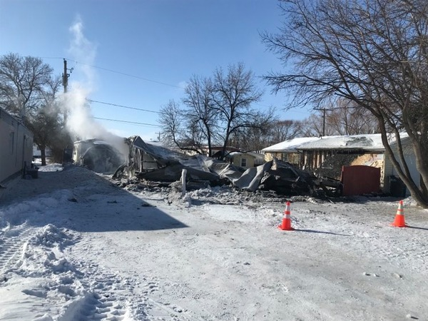 Caronport Family Loses Everything in Wednesday's House Fire - DiscoverMooseJaw.com