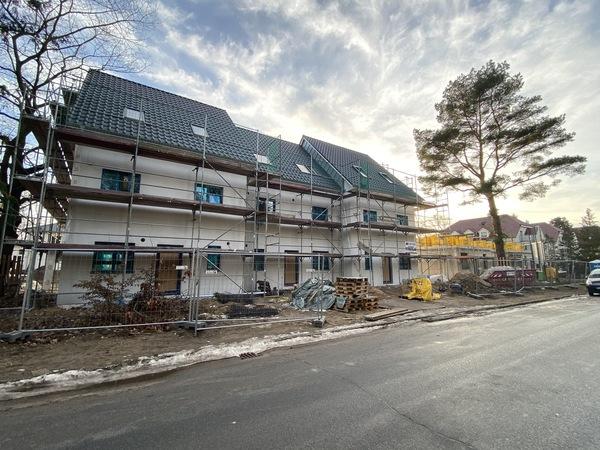 Grundstücke am Goldammerweg in Stahnsdorf gehören zu den teuersten im Landkreis Potsdam-Mittelmark. Foto: Konstanze Kobel-Höller