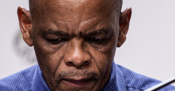 ANC SG Ace Magashule returns to court | eNCA