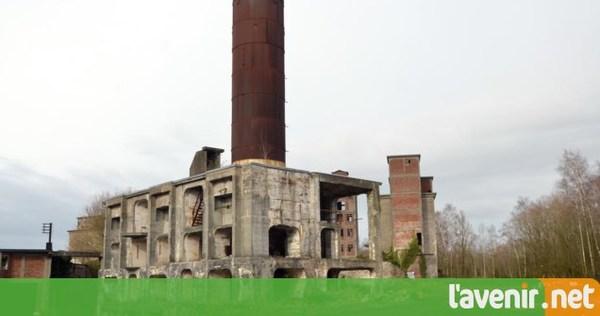 La cimenterie Delwart à Saint-Maur change de visage - Gedaanteverwisseling voor Cementfabriek Delwart in Saint-Maur