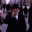 Filmstriben - Garry Winogrand - all things are photographable