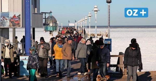 Strafen bis 2500 Euro: So sollen Tagestouristen von Usedom ferngehalten werden
