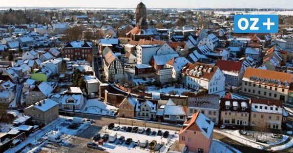 """Wolgasts Bürgermeister überzeugt: """"Stadt kann ein Gästemagnet werden"""""""
