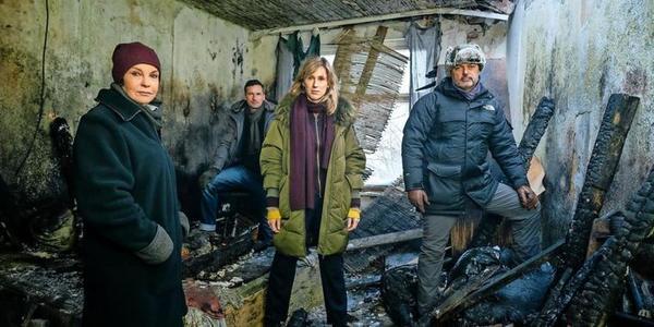 """Das """"Mörderhus"""" brennt – Drehstart für neue Folgen des Usedom-Krimis"""