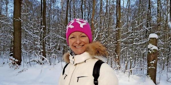 Heidi John kam vor 5 Jahren aus Sachsen nach Sellin. Quelle: Elisa Jäger