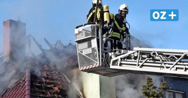 Nach Brand mit Totem in Grevesmühlen: Identität geklärt