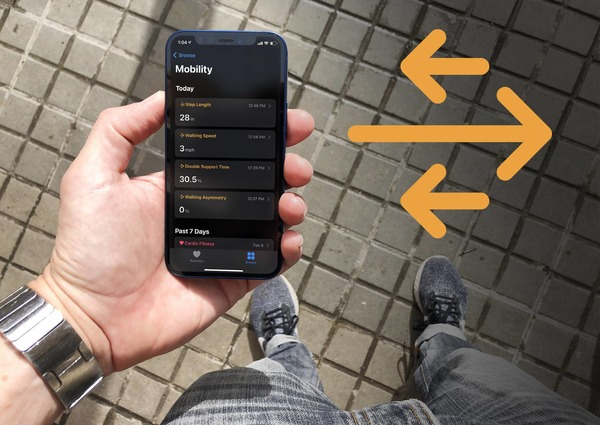 How to use Mobility Metrics in iOS 14