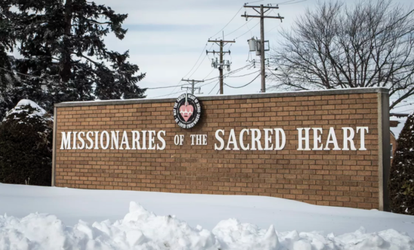The Rev. Joseph Jablonski's Catholic religious order, the Missionaries of the Sacred Heart, has its U.S. base in Aurora and operates around world, with roughly 3,000 members. | Rich Hein / Sun-Times