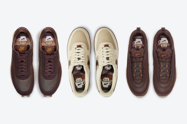 Nike Made New Coffee Sneakers And I Want Them