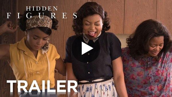 Hidden Figures | Teaser Trailer [HD] | 20th Century FOX