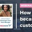 Webinar: How FREE NOW(ex mytaxi) became a data-driven customer service team | LinkedIn