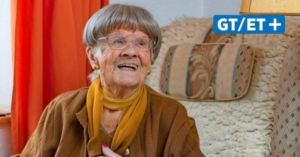 Freude am Leben: Anneliese Sievers aus Göttingen feiert heute zum 100. Mal Geburtstag