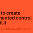 How To Create Segmented Control In SwiftUI