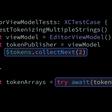 Unit testing Combine-Based Swift Code