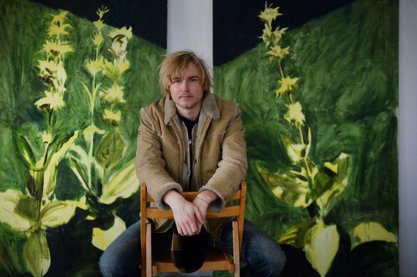 Thijs Segers. Foto Annina Romita.