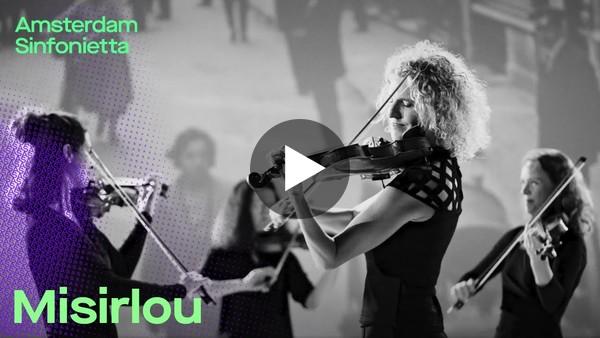 Misirlou (for string orchestra) | Music video by Amsterdam Sinfonietta