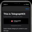 TelegraphKit
