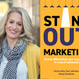 """The Marketing Book Podcast: """"Stand-Out Marketing"""" by Stacey Danheiser"""
