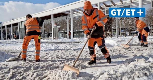 """Stadtverwaltung Göttingen räumt ein: Wintereinbruch wurde """"unterschätzt"""""""