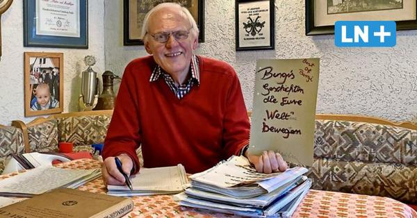 "Oldenburger Original: Fliesenleger ""Burgi"" wird zum Buchautor – wegen Corona"