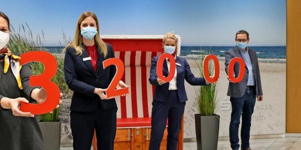 """ePunkt vergibt 32 000 Euro von """"Hilfe im Advent"""" an Projekte in Ostholstein und Stormarn"""