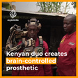 Kenyans invent a 'game-changer' robotic arm prosthetic – that's controlled by brain signals