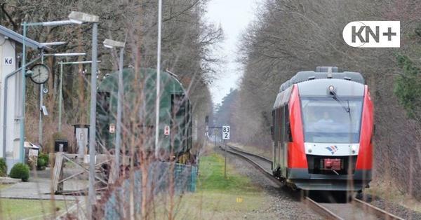 Nordbahn soll im Kreis Segeberg öfter und schneller fahren