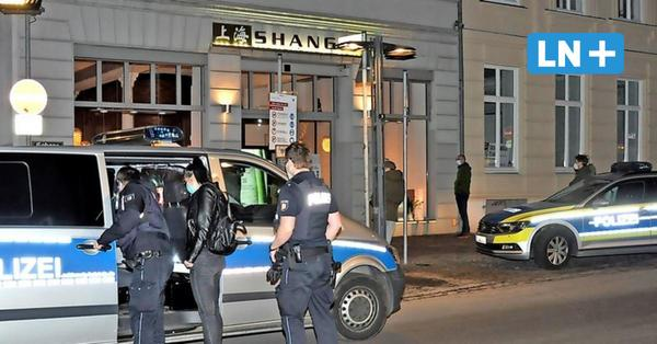 Unbekannte bestehlen Shanghai-Restaurant am Koberg – Verdächtiger flüchtet