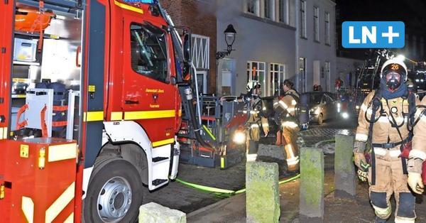 """Lübecks gefährliche Altstadt: """"Feuer Stadt"""" löst Großalarm aus"""