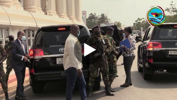 Supreme Court dismisses Mahama's motion to re-open case