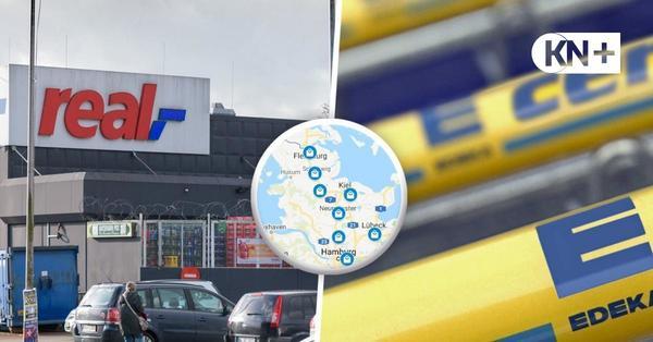Übergabe der Real-Märkte in Schleswig-Holstein verzögert sich