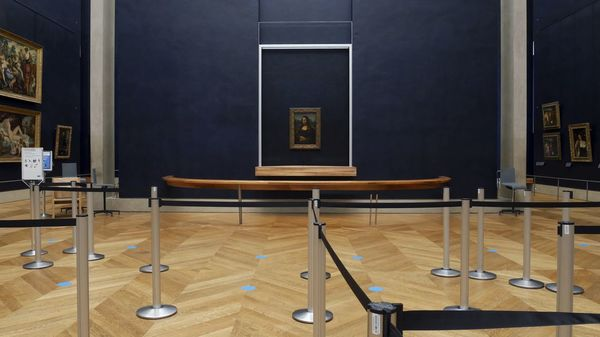 Louvre wird renoviert: Erholung für die Mona Lisa