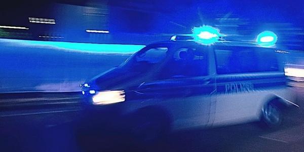Dresdner Polizei kontrolliert Coronaschutz-Maßnahmen