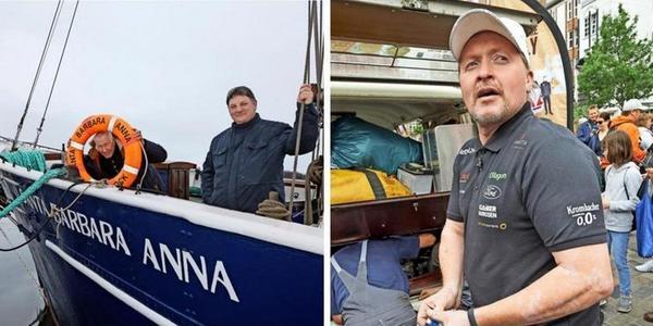 """Joey Kelly-Schiff """"Santa Barbara Anna"""": Endlich ist es zurück in Rostock"""