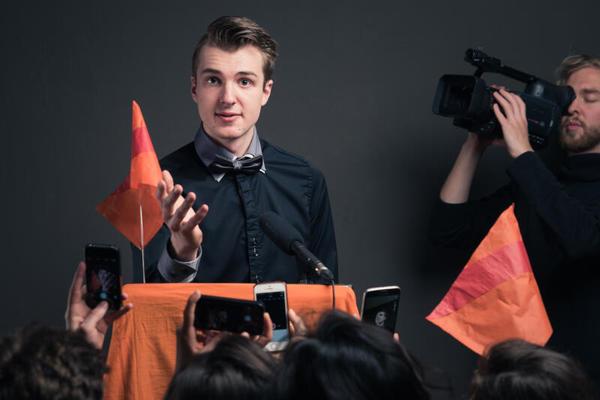 Bernard Paschke nimmt am Koggenzieher-Wettbewerb 2021 teil. (Foto: privat)