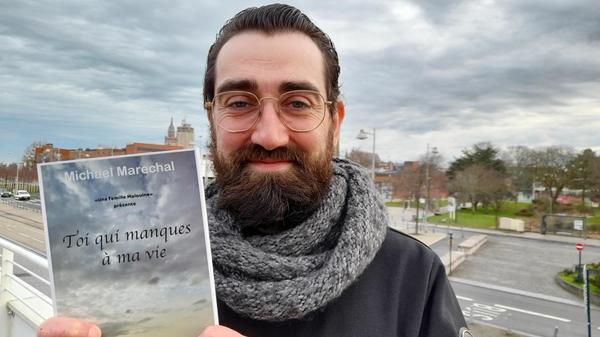 Michael Maréchal présente «Toi qui manques à ma vie» - Nieuwe roman van Michael Maréchal