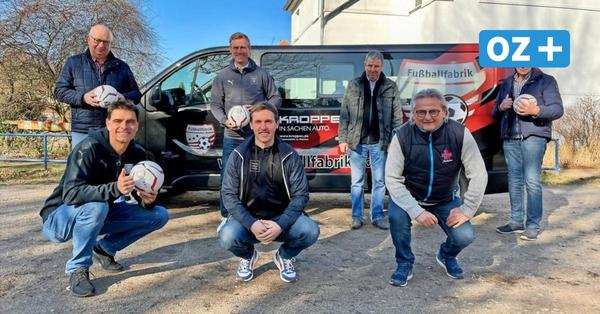 Nienhagen/Börgerende: Ex-Schalke-Star Anderbrügge plant Fußballcamp