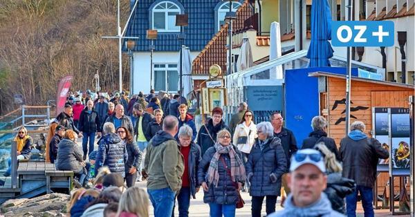 Nach Gäste-Ansturm in Kühlungsborn: Bürgermeister gegen schärfere Regeln
