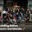 Relive is hiring like crazy!