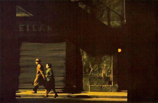 Harry Callahan, Providence, 1977