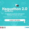 Applications ongoing for Haquathon 2.0!