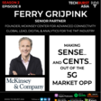 Making Sense…and Cents…out of the 5G Market Opp