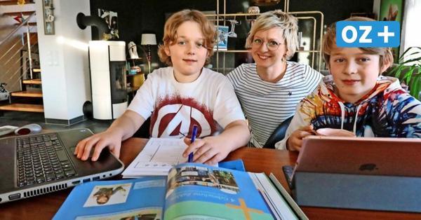 Schulstart in Stralsund: Zurück zum geregelten Unterricht