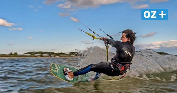 Barther Bodden: Hier können Kiter ungestört ihrem Hobby nachgehen