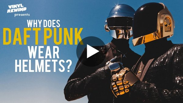 Watch this video for a brief history of Daft Punk