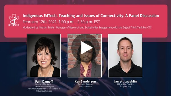 Indigenous EdTech, Teaching & Issues of Connectivity: A Panel Discussion