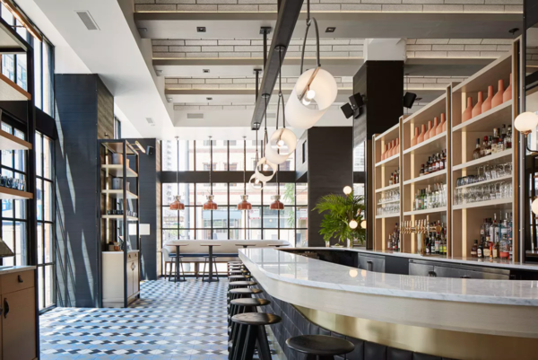 Proxi, located at 565 W. Randolph, is among the area eateries participating in Chicago Restaurant Week 2021. | David Burke