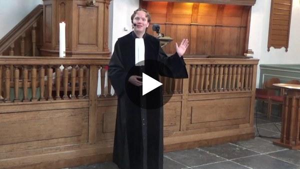 WOUBRUGGE - Online kinderdienst 21 februari - Jozef wordt onderkoning. (video)