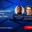 "Webinar: ""Model Explainability with SHAP for Non-Tabular Data"" | Meetup"